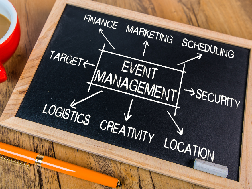 How event management institutions have adapted to COVID times?